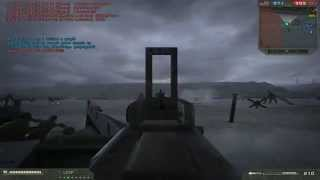 getlinkyoutube.com-Omaha beach 128 players - Forgotten Hope 2