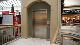 getlinkyoutube.com-Awesome OTIS series 1 hydraulic elevator @ Valley View Mall, Roanoke, VA