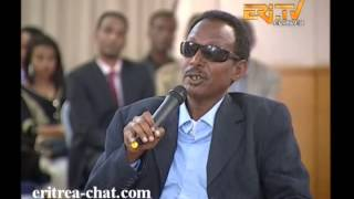 getlinkyoutube.com-ኤርትራ Eritrean Merhaba Interview with Blind Amaniel Tekie Wedi Anseba - Eritrea TV