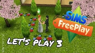 "getlinkyoutube.com-The Sims Free Play "" Love Is In The Air "" ( Sims Lets Play )"
