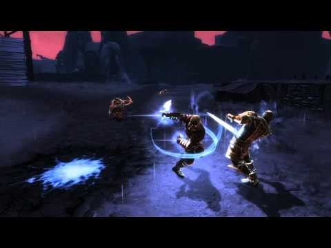 Kingdoms of Amalur: Reckoning trailer -9KI9E3T33lM