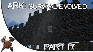 "getlinkyoutube.com-Ark: Survival Evolved Gameplay - Part 17: ""Base Completed!"""