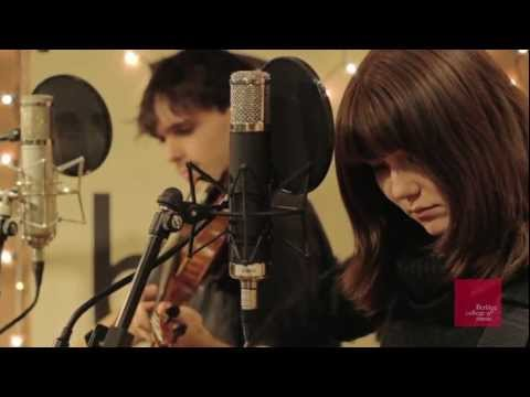 "Molly Tuttle, ""You Didn't Call My Name"" - Live at Berklee College's BIRN studio"