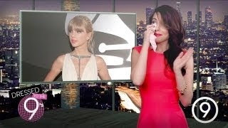 Taylor Swift & Jennifer Hudson on the Red Carpet   Dressed to the Nines   Ep. 16