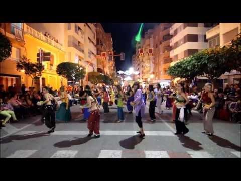 Retreta 2013 - LPDLLYLNDP - El Gran Ali y sus Fruterías