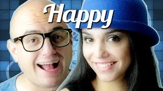 Happy - Pharrell Williams (Cover By The Covers) #55