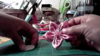 getlinkyoutube.com-Flower Tutorial