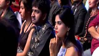Mirchi Music Awards Marathi || Adarsh Shinde || Reshma Sonawane