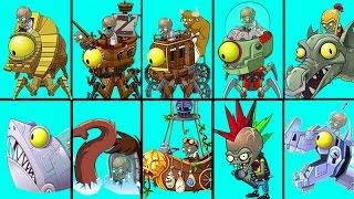 Plants Vs Zombies 2 Todas las Finales de Todos los Mundos Vs Plantas al Máximo Nivel