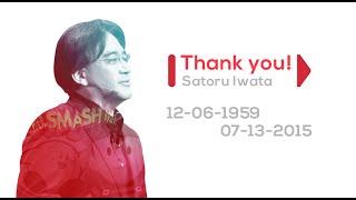 getlinkyoutube.com-Satoru Iwata Tribute - Rest in Peace