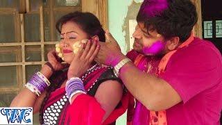 getlinkyoutube.com-Saiya Ji Rang तनी रहे पनछोछर  - Rocking Holi - Mohan Rathod - Bhojpuri Hot Holi Songs 2015 HD