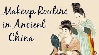 getlinkyoutube.com-Chinese Makeup Routines Through the Dynasties