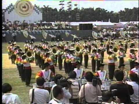 19870420 一貫道斗南運動會