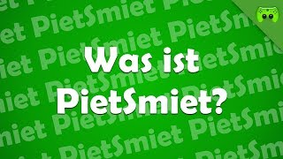 Pietsmittie > Was ist PietSmiet ? - Kanaltrailer