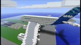 Minecraft A380 - The Giant of the Skies