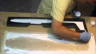 getlinkyoutube.com-Making a Composite Plane - Laying up the Fuse #7