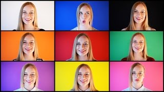 Hymn For The Weekend - Acapella Cover By Sheyla