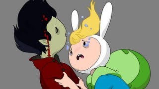 Adventure Time with Fionna and Cake - Marshall Lee death