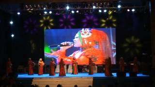 Finalis Rebana Klasik Dewasa Pi 375 Busana Muslimah