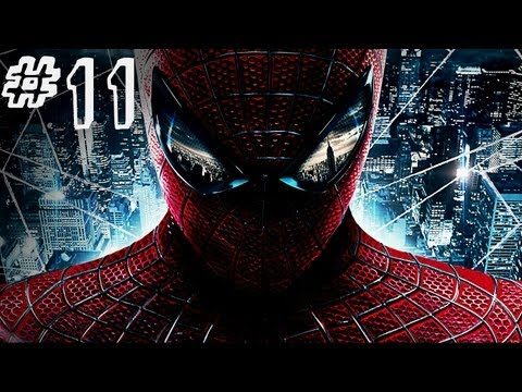 The Amazing Spider-Man - Gameplay Walkthrough - Part 11 - COMIC PAGES (Video Game)
