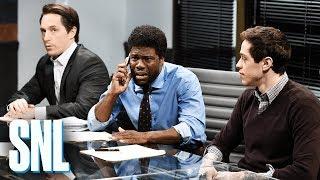 Office Phone Call - SNL