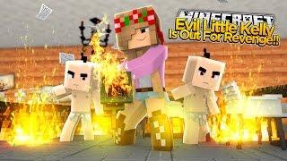 getlinkyoutube.com-Minecraft Adventure - EVIL LITTLE KELLY IS MAKING AN EVIL BABY ARMY