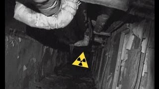 getlinkyoutube.com-chernobyl 2013: the hospital basement with highly contaminated clothes