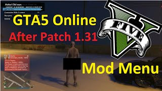 getlinkyoutube.com-GTA 5 Online - Mod Menu After Patch 1.31 (Download + Tutorial)