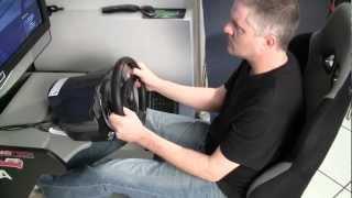 getlinkyoutube.com-Ricmotech RS-1 Sim Racing Rig Review