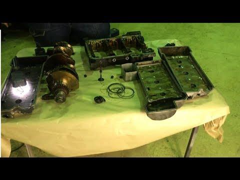 Suzuki Grand Vitara - Куда уходит масло из двигателя (часть 1)