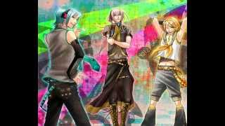 getlinkyoutube.com-【Lenka Kagamine feat.Vocaloid Boys】PLUS GIRL +♀ [+18]