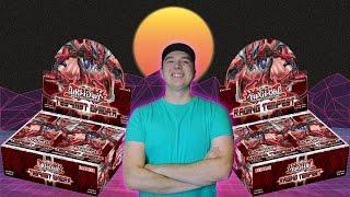 getlinkyoutube.com-Luckiest Yugioh Raging Tempest Booster Box Opening Ever! #BestPullsFromOCGBoxes