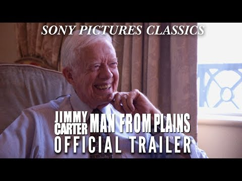 Jimmy Carter Man From Plains trailer