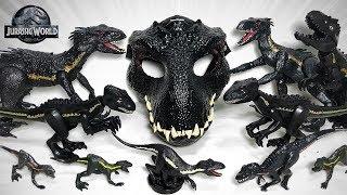 My Indoraptor Toys Collection - Jurassic World Fallen Kingdom Dinosaur Toys & Action Figures