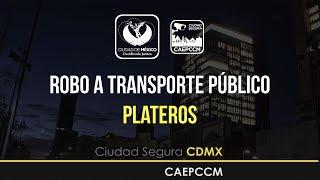 getlinkyoutube.com-Robo a Transporte público - Plateros