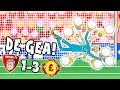 👐🏻DE GEA SAVES THE DAY👐🏻Arsenal vs Man Utd 1-3 Parody Goals & Highlights 2017