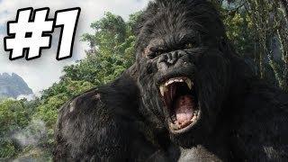 getlinkyoutube.com-Peter Jackson's King Kong Walkthrough | Part 1 (Xbox/PS2/Gamecube)
