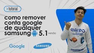 getlinkyoutube.com-Remover Conta Google de Qualquer Samsung G530/J1/J2/J3/Android 5.1 [EN-PT]