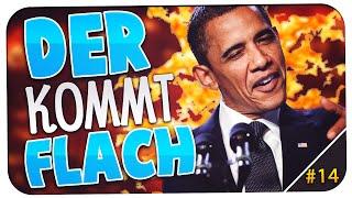 DER KOMMT FLACH #14!! SCHWARZER HUMOR! - mit MOOO