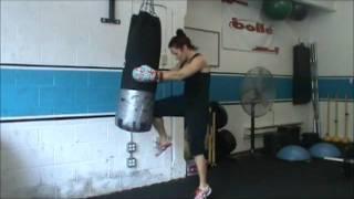 getlinkyoutube.com-Heavy Bag Workout 1