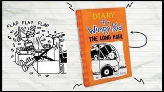 getlinkyoutube.com-Diary of a Wimpy Kid: The Long Haul by Jeff Kinney