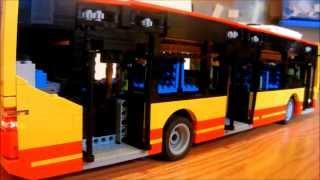 getlinkyoutube.com-Lego Mercedes-Benz O530 Citaro Bus