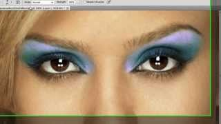 getlinkyoutube.com-Photoshop CS6 & CC - Digital Make Up - Tutorial