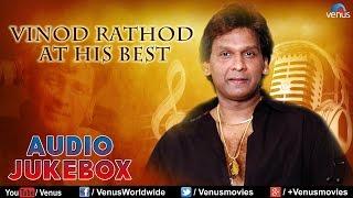 getlinkyoutube.com-Vinod Rathod : At His Best || Bollywood Most Romantic Songs Audio Jukebox