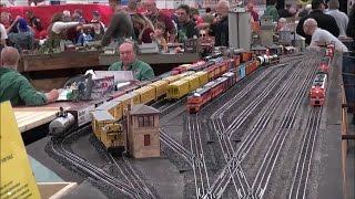 getlinkyoutube.com-Trainfest 2016 - Milwaukee, Wisconsin