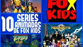 getlinkyoutube.com-10 Series animadas de Fox Kids que solíamos ver (con intros en latino)