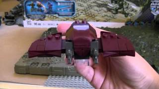 getlinkyoutube.com-Mega Bloks Halo Battlescape II Review