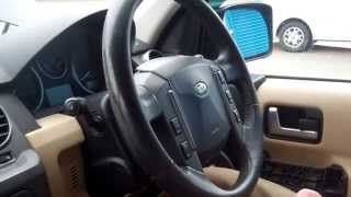 getlinkyoutube.com-How to upgrade / change the steering wheel on Land Rover Discovery 3 LR3