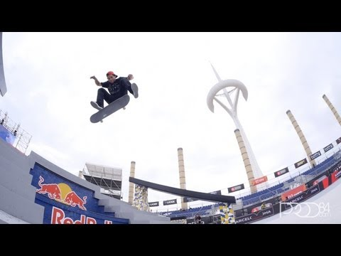 Paul Rodriguez, Ryan Sheckler, Chris Cole & More Barcelona Street League at X Games Footage