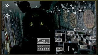 "Unseen ""HELP ME"" springtrap screen?! Five nights at freddys 3"